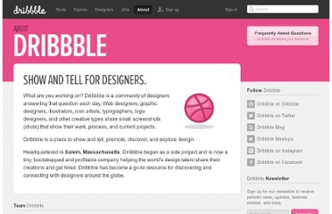http://dribbble.com/site/about