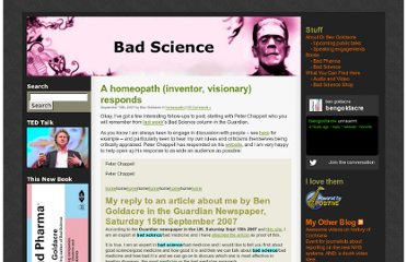 http://www.badscience.net/2007/09/a-homeopath-responds/