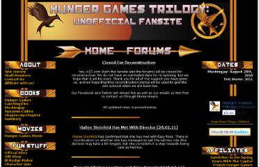 http://www.hungergamestrilogy.com/fansite/