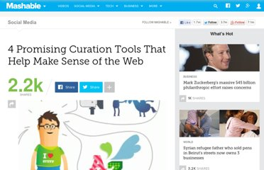http://mashable.com/2011/01/06/curation-tools/
