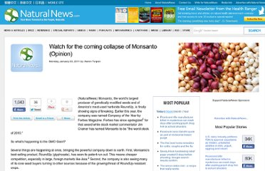 http://www.naturalnews.com/030896_Monsanto_collapse.html