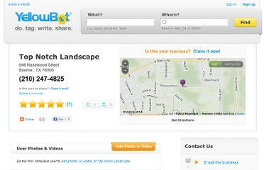 http://www.yellowbot.com/top-notch-landscape-boerne-tx-1.html