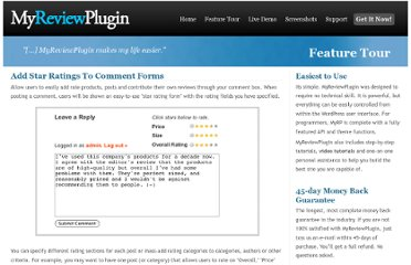 http://www.myreviewplugin.com/features.html
