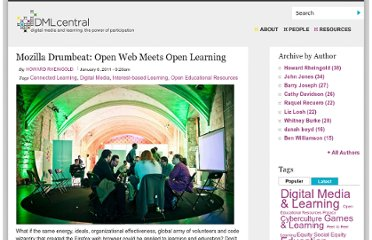 http://dmlcentral.net/blog/howard-rheingold/mozilla-drumbeat-open-web-meets-open-learning