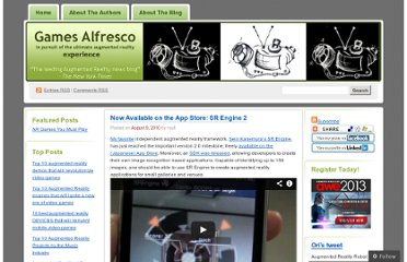 http://gamesalfresco.com/2010/08/09/now-available-on-the-app-store-sr-engine-2/