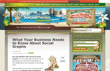 http://www.socialmediaexaminer.com/what-your-business-needs-to-know-about-social-graphs/