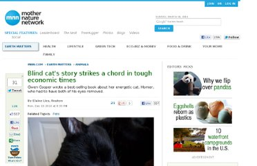 http://www.mnn.com/earth-matters/animals/stories/blind-cats-story-strikes-a-chord-in-tough-economic-times