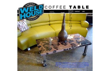 http://www.weldhouse.com/coffee_tables.html