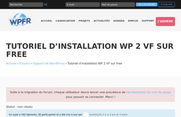 http://www.wordpress-fr.net/support/sujet-590-tutoriel-installation-free