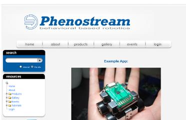 http://www.phenostream.com/products/detail/osm.aspx