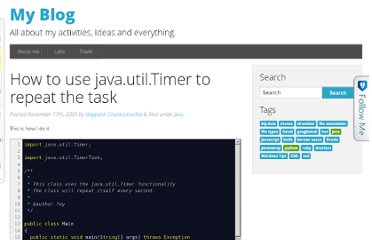 http://www.noppanit.com/how-to-use-java-util-timer-to-repeat-the-task/