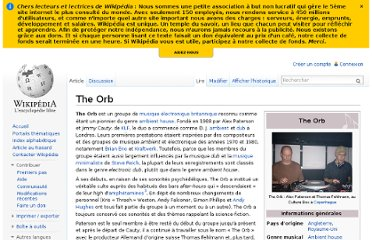 http://fr.wikipedia.org/wiki/The_Orb