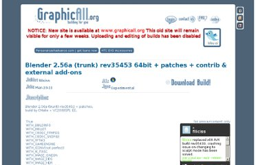 http://www.graphicall.org/builds/builds/showbuild.php?action=show&id=1536