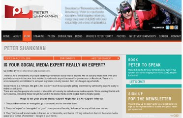 http://shankman.com/is-your-social-media-expert-really-an-expert/