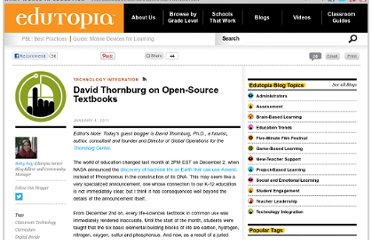 http://www.edutopia.org/blog/david-thornburg-open-source-textbooks
