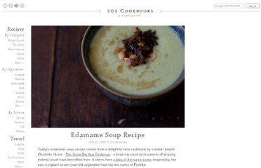 http://www.101cookbooks.com/archives/edamame-soup-recipe.html