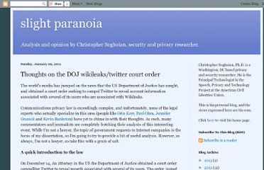 http://paranoia.dubfire.net/2011/01/thoughts-on-doj-wikileakstwitter-court.html