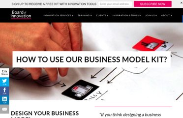 http://www.boardofinnovation.com/business-model-templates-tools/