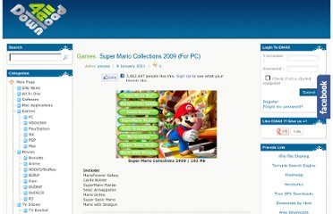 http://www.dl4all.com/games/600728-super-mario-collections-2009-for-pc.html