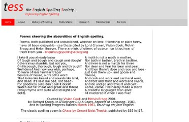 http://www.spellingsociety.org/news/media/poems.php