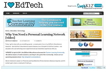 http://blog.simplek12.com/education/why-you-need-a-pln/