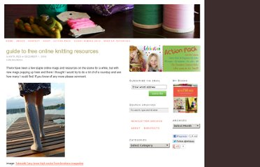 http://whipup.net/2008/12/01/guide-to-free-online-knitting-resources/