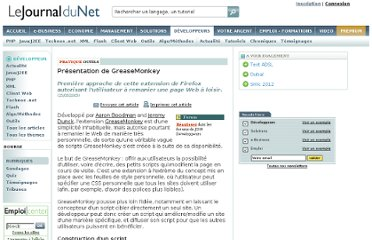 http://www.journaldunet.com/developpeur/tutoriel/out/050525-greasemonkey-presentation.shtml