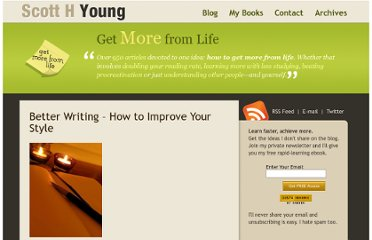 http://www.scotthyoung.com/blog/2007/05/10/better-writing-how-to-improve-your-style/