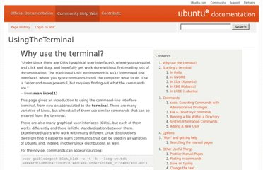 https://help.ubuntu.com/community/UsingTheTerminal