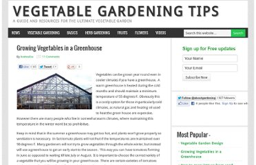 http://www.ohmygarden.com/growing-vegetables-greenhouse.html
