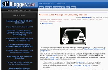 http://911blogger.com/news/2010-08-01/wikileaks-julian-assange-and-conspiracy-theories