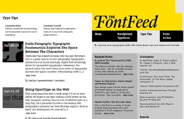 http://fontfeed.com/archives/category/type-tips/