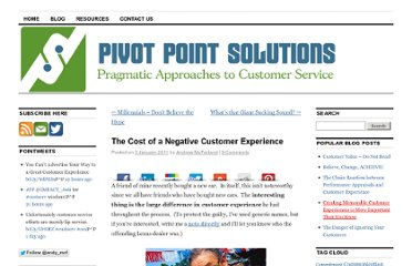 http://pivotpointsolutions.net/2011/01/03/the-cost-of-a-negative-customer-experience/