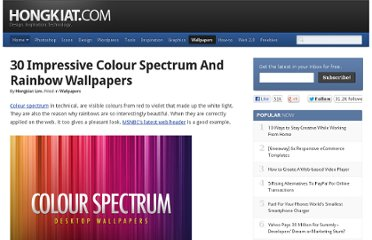http://www.hongkiat.com/blog/30-impressive-colour-spectrum-and-rainbow-wallpapers/