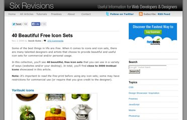http://sixrevisions.com/resources/40-beautiful-free-icon-sets/