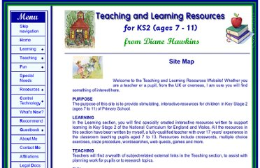 http://www.teachingandlearningresources.co.uk/sitemap.shtml