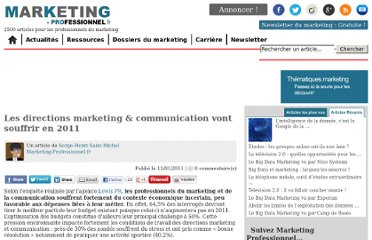 http://www.marketing-professionnel.fr/chiffre/budget-directions-marketing-communication-01-2011.html