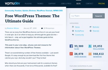 http://wpmu.org/why-you-should-never-search-for-free-wordpress-themes-in-google-or-anywhere-else/