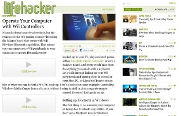 http://lifehacker.com/5042254/operate-your-computer-with-wii-controllers