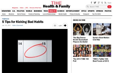 http://healthland.time.com/2011/01/03/5-tips-for-kicking-bad-habits/