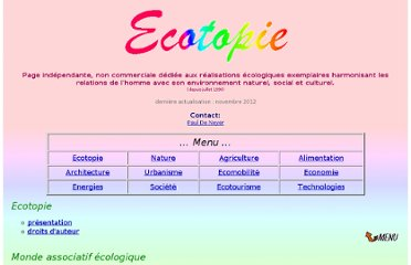http://users.swing.be/ecotopie/index.html