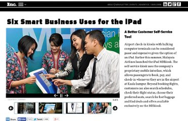 http://www.inc.com/ss/six-smart-business-uses-ipad#5