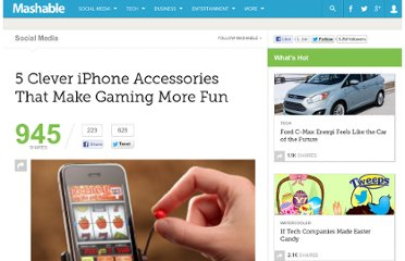 http://mashable.com/2011/01/11/iphone-gaming-accessories/