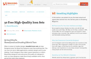 http://www.smashingmagazine.com/2009/02/16/50-beautiful-useful-and-free-icon-sets/