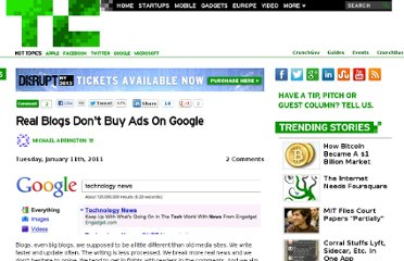 http://techcrunch.com/2011/01/11/real-blogs-dont-buy-ads-on-google/