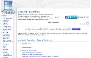 http://www.techotopia.com/index.php/JavaScript_Essentials