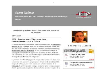 http://secretdefense.blogs.liberation.fr/defense/2009/01/les-dossiers-de.html