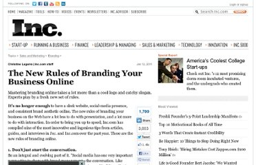 http://www.inc.com/guides/2011/01/new-rules-of-branding-your-business-online.html