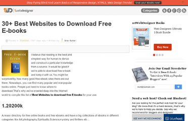 http://www.1stwebdesigner.com/freebies/best-websites-download-free-e-books/