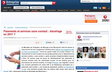 http://www.commentcamarche.net/news/5853923-paiements-et-services-sans-contact-decollage-en-2011